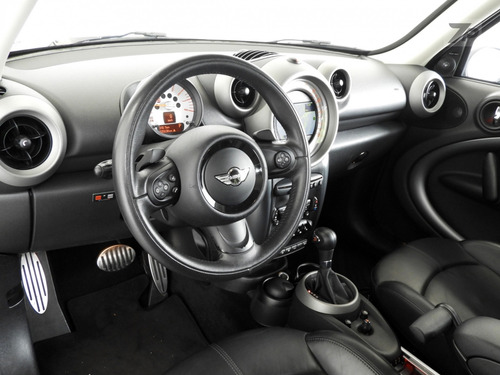 mini countryman s 1.6 turbo blindado aut. 4p
