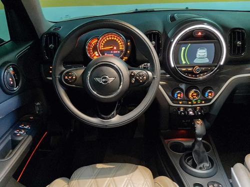 mini countryman s 4p 2.0 turbo 2018 c/ teto panorâmico
