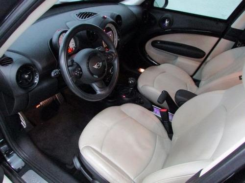 mini countryman s 4x4 1.6 16v turbo, fmm1013