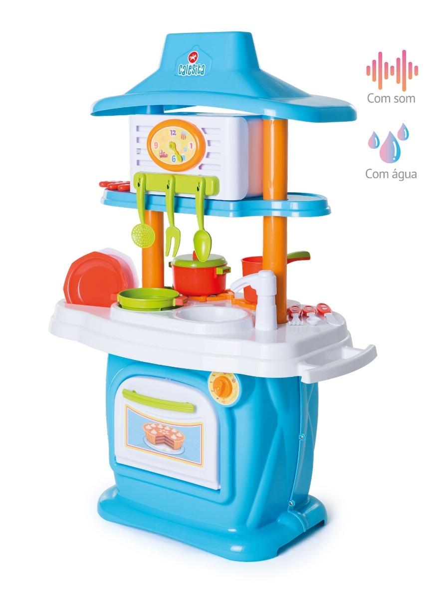 Mini Cozinha Infantil Le Grand Chef R 349 00 Em Mercado Livre