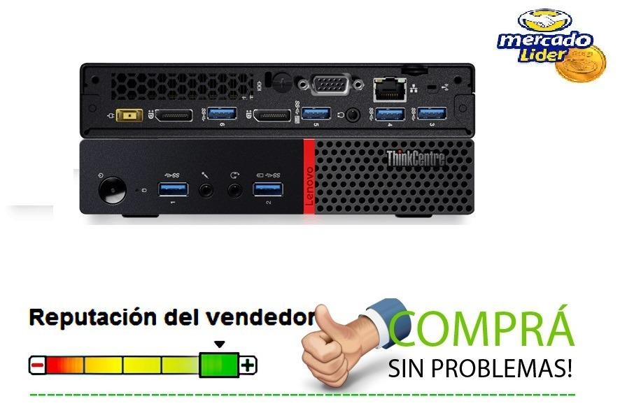Mini Cpu Core I5 6ta Sexta Gen  Lenovo M700 Tiny/4gb/500gb - S/ 850,00