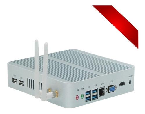 mini cpu i5 -4 com 1tb- win/office/ativado- surreal+ brinde