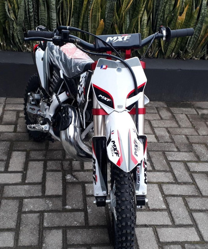 mini cross 50cc ts black