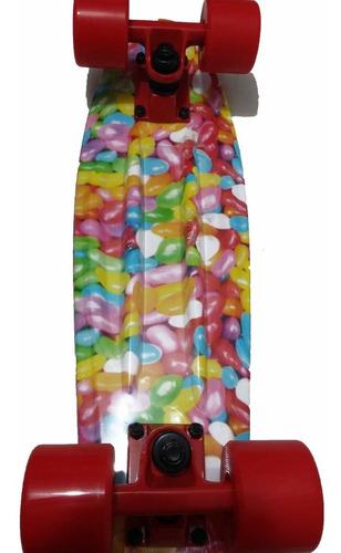 mini cruiser reforzado blazer diseño de dulces +regalo