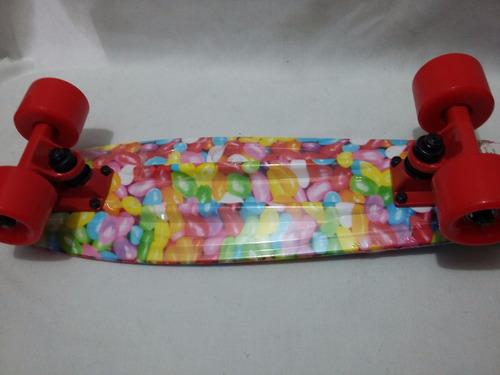 mini cruiser reforzado blazer diseño de dulces +regalo+envi