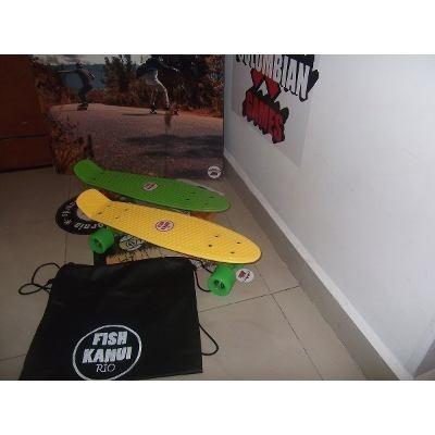 mini cruiser skate  board classic 22 pulgad semana de locura
