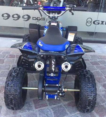 mini cuatri cuatriciclo gaf 50cc 50 0 km nuevo chico niños