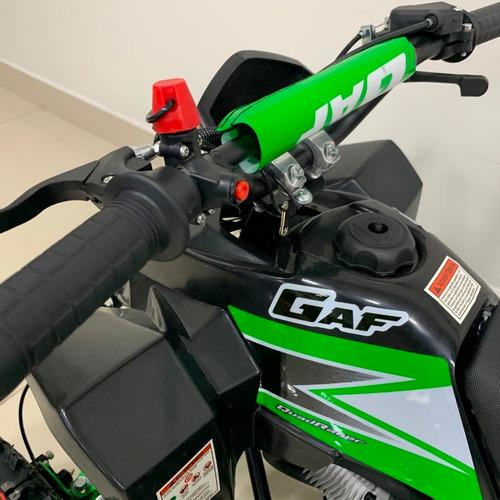 mini cuatri gaf racer 50 cc 2 tiempos nuevo chicos