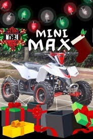 mini cuatri max 49cc 2 tiempos 0km quad cuatriciclo 49cc