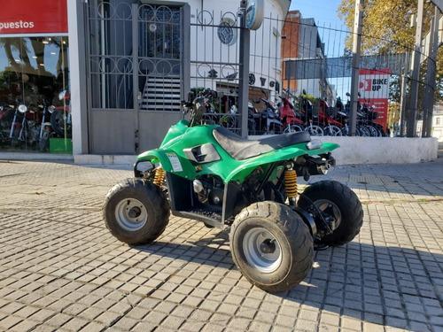 mini cuatriciclo 50 cc para niño - bike up