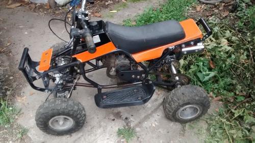 mini cuatriciclo 50 cc para niños