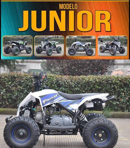 mini cuatriciclo 90 junior 0km 2019