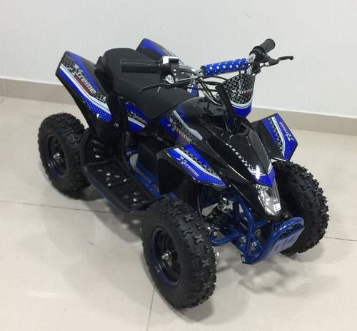mini cuatriciclo eléctrico pagani gaf extreme 50cc 2018 0km