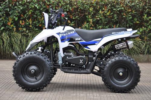 mini cuatriciclo max 49cc el mas completo del mercado!