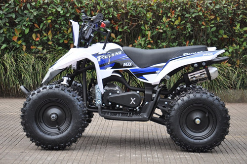 mini cuatriciclo max 50cc el mas completo del mercado!