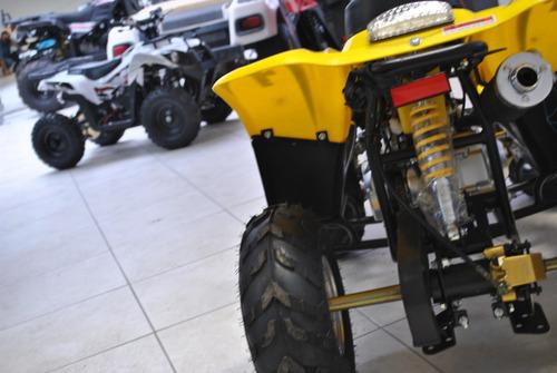 mini cuatriciclo niños 0km nuevo 90 cc-10 años en el mercado
