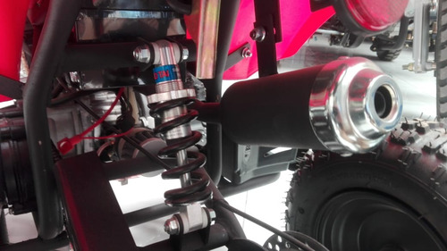 mini cuatrimoto 50cc
