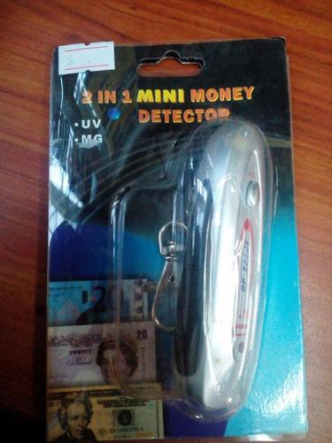 mini dectetor de billetes