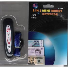 Mini Detector Magnético De Billetes Falsos