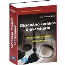 mini dicionário jurídico universitário josé oliveira nett