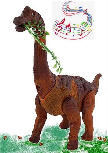mini dinossauro anda, bota ovos, sons e luz e projetor