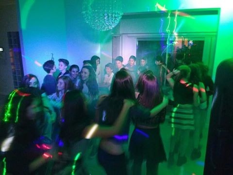 mini disco, teen, animación, disc jockey, fiesta de espuma!!