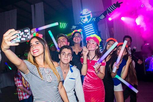 mini disco teens - infantiles - karaoke - just dance - dj
