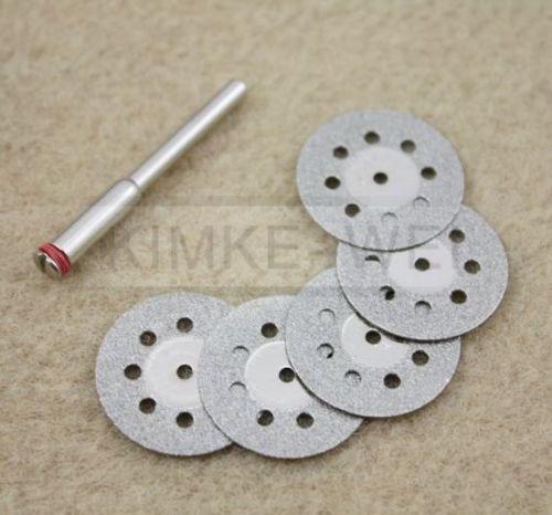 mini discos diamante para mini-taladros dremel joyería