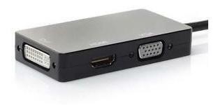 mini displayport dp a hdmi vga dvi convertidor para microsof