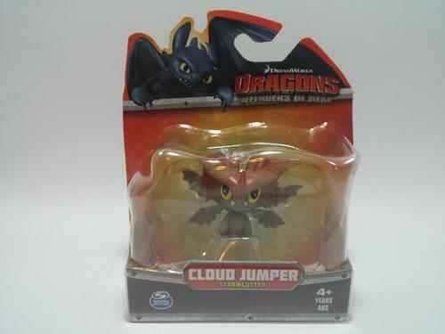 mini dragón - cloud jumper -entrenando a mi dragón.
