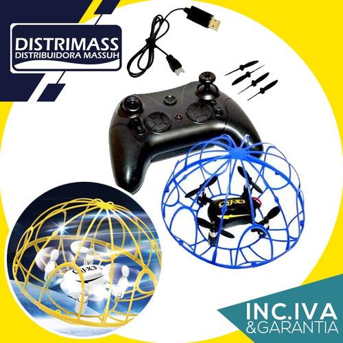 mini drone 360 spirit celda protectora inc iva y garantia