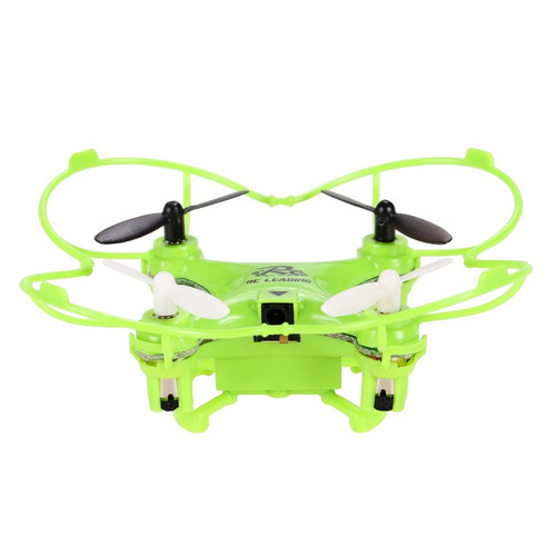 mini drone acrobático rc101 quadcopter 4 hélices +protector