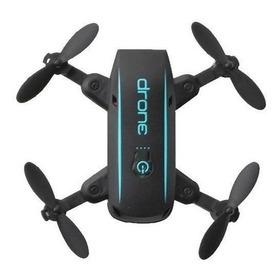 Mini Drone Linxtech In1601 720p Con Cámara Hd Negro