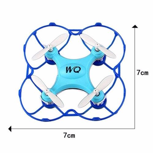 mini drone  mosca  wq-100 quadcopter 2.4ghz 4ch