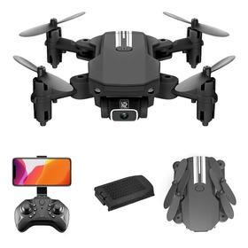Mini Drone Quadricoptero Ls-min Rc Câmera 1080p 13mins Tempo