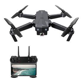 Mini Drone Sg107 Dobrável Com Câmera 4k Hd Indoor