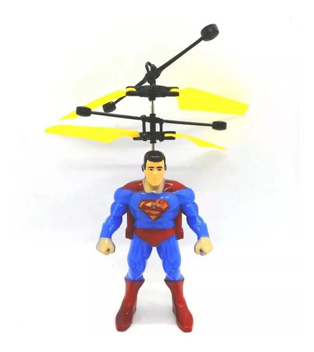mini drone súperman