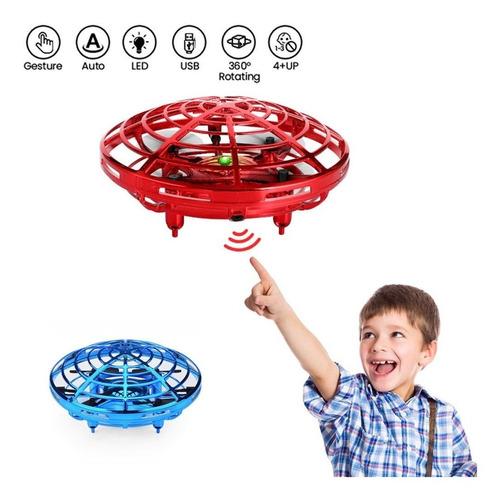 mini drone ufo infrarrojo