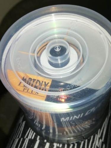 mini dvd - r matrix plus virgen en - unidad a $1298