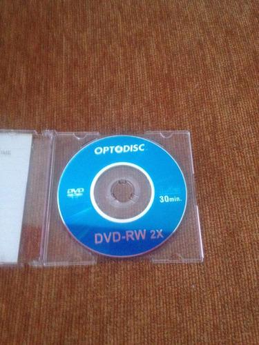 mini dvd rw