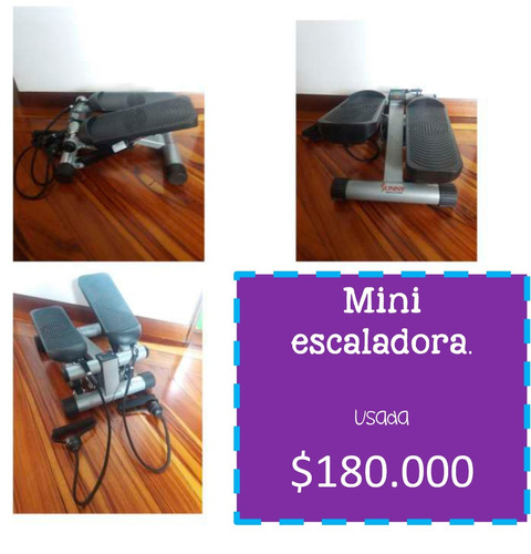 mini escaladora