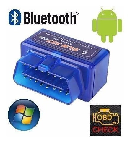 mini escaner automotriz bluetooth elm327 obd2 + sofware
