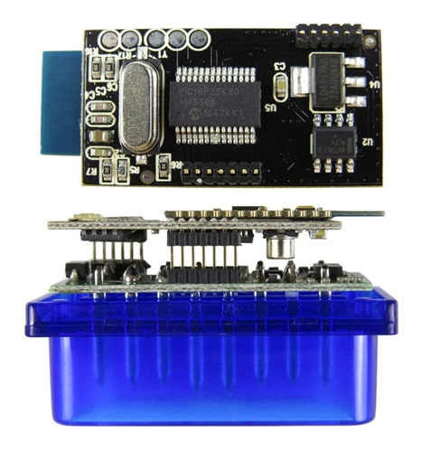 mini escáner automotriz obd2 bt - bluetooth - android
