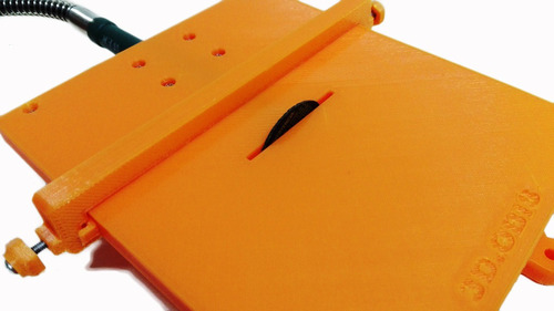 mini escuadradora para minitorno solo los plasticos 3d.obis