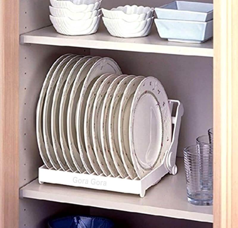 mini escurridor plegable   platos vasos portatil gora gora. Cargando zoom. 63966b0cd2ea