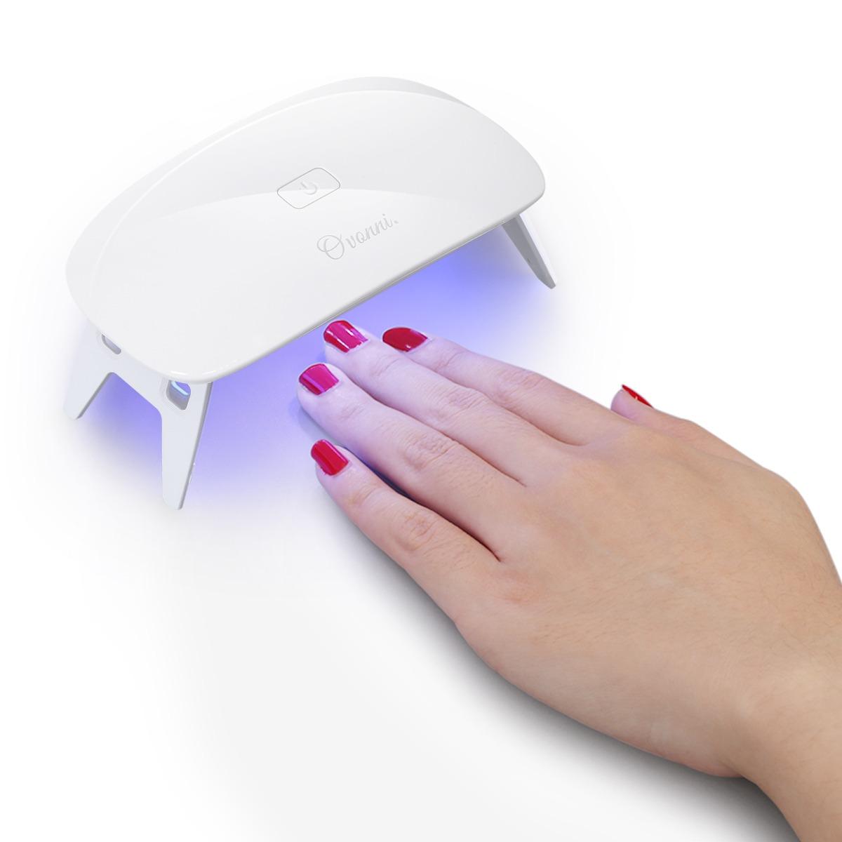 Mini Esmalte De Uñas Secador - $ 207.42 en Mercado Libre
