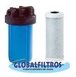 mini estação tratamento de água+jogo refil+ 3 tablete cloro