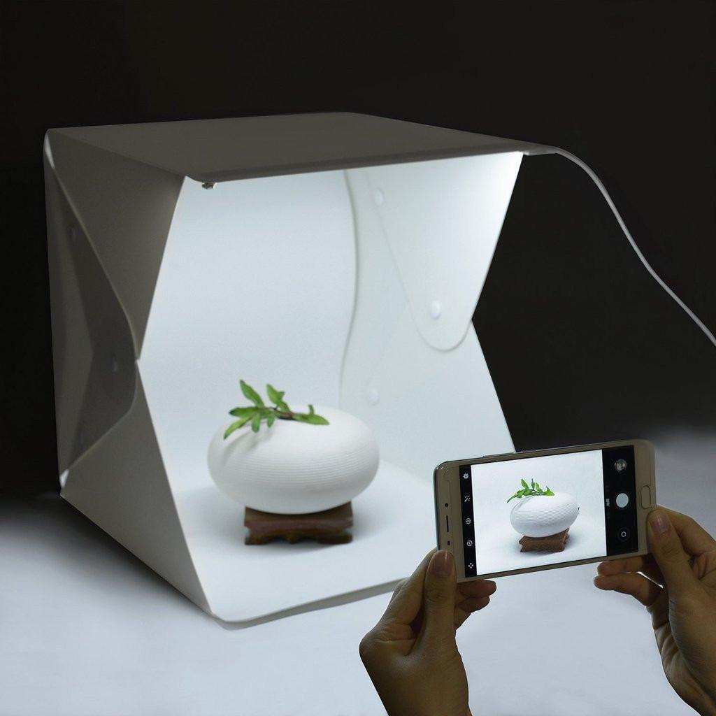 Studio Light Ring Food Photography