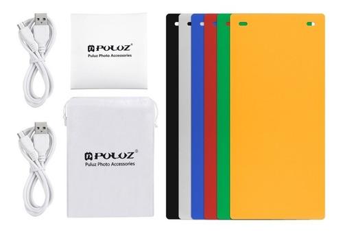 mini estudio fotografico profesional caja luz para productos
