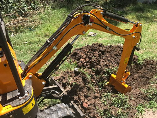 mini excavadora taurus - xn08  (11 hp)